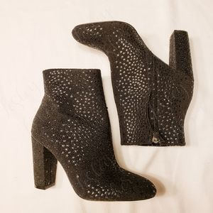 Jean-Michael Cazabat Leather Ankle Boots